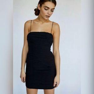 Free People Fame And Partners Damita Mini Dress